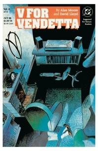 Alan Moore et David Lloyd - V pour Vendetta - Chapitre 2.