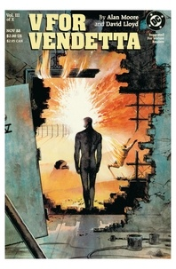 Alan Moore et David Lloyd - V pour Vendetta - Chapitre 3.