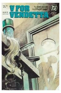 Alan Moore et David Lloyd - V pour Vendetta - Chapitre 6.