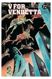 Alan Moore et David Lloyd - V pour Vendetta - Chapitre 8.
