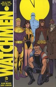 Alan Moore - Watchmen.