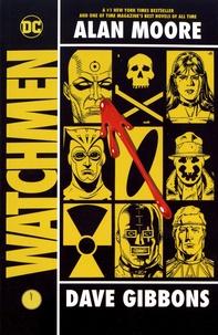 Alan Moore et Dave Gibbons - Watchmen.