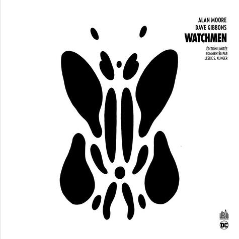 Alan Moore et Dave Gibbons - Watchmen - Edition limitée et commentée.