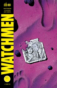 Alan Moore et Dave Gibbons - Watchmen - Tome 4.