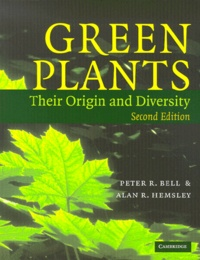 Green Plants. Their Origin and Diversity, 2nd Edition.pdf