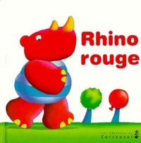Alan Rogers - Rhino rouge.