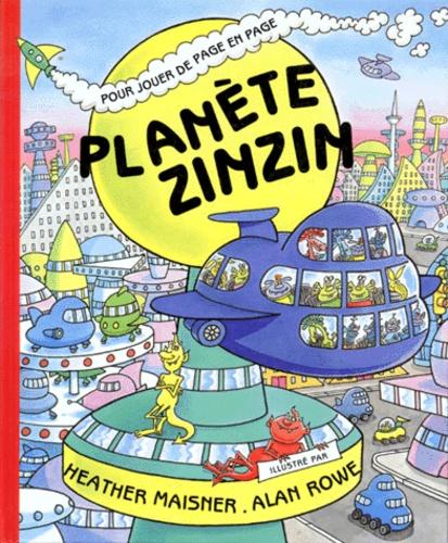 Alan Rowe et Heather Maisner - Planète Zinzin.