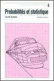 Alan Ruegg - Probabilités et statistique.