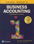Alan Sangster et Lewis Gordon - Frank Wood's Business Accounting - Volume 1.