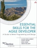 Alan Shalloway et Scott L. Bain - Essential Skills for the Agile Developer - A Guide to Better Programming and Design.