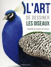 Openwetlab.it L'art de dessiner des oiseaux - Graphites et crayons de couleur Image