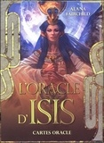 Alana Fairchild - L'oracle d'Isis - Avec 44 cartes et un livre.
