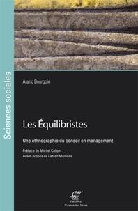 Histoiresdenlire.be Les Equilibristes - Une ethnographie du conseil en management Image