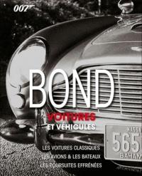 Alastair Dougall - Bond : voitures et véhicules.