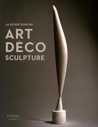Art déco- Sculpture - Alastair Duncan pdf epub
