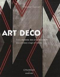 LArt déco - Encyclopédie des arts décoratifs des années vingt et trente.pdf