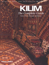 Kilim- The Complete Guide - Alastair Hull |