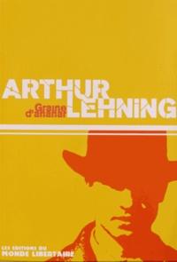 Alayn Dropsy - Arthur Lehning.