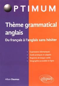 Thème grammatical anglais - Du français à langlais sans hésiter.pdf