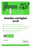 Alban Deroux - ECNi - Annales corrigées.