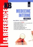 Alban Deroux et Patricia Alexeline - Medecine interne.