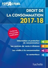 Alban Lucas - Top Actuel Droit de la consommation 2017-2018.