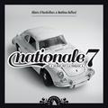 Albéric d' Hardivilliers et Matthieu Raffard - Nationale 7 - Un Road Trip à la française.