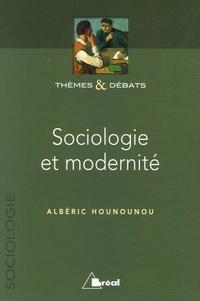 Albéric Hounounou - Sociologie et modernité.