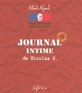 Albert Algoud - Journal intime de Nicolas S - 1998-2008.