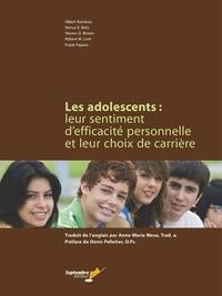 Albert Bandura et Nancy E. Betz - Les adolescents : leur sentiment d'efficacité personnelle et leur choix de carrière.