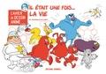 Albert Barillé - Cahier de dessin animé Il était une fois... la vie - Les sentinelles du corps.