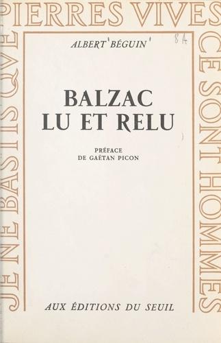 Balzac lu et relu