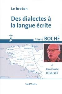 Histoiresdenlire.be Le breton - Des dialectes à la langue écrite Image