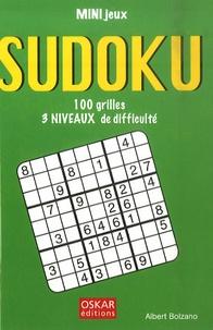 Albert Bolzano - Sudoku - 100 grilles, 3 niveaux de difficulté.