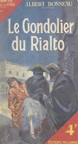 Le gondolier du Rialto