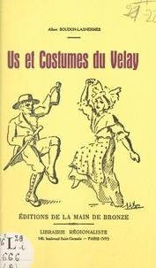 Albert Boudon-Lashermes - Us et costumes du Velay.