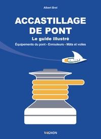 Albert Brel - Accastillage de pont - Equipements du pont, Enrouleurs, Mât et voiles.