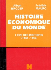 Albert Broder et Frédéric Mauro - .