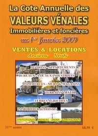 Albert Callon - Valeurs vénales au 1er janvier 2009.