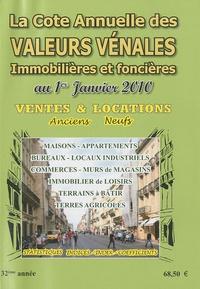 Albert Callon - Valeurs vénales au 1er janvier 2010.