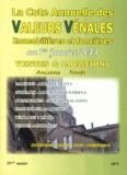 Albert Callon - Valeurs vénales au 1er janvier 2013.