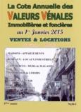 Albert Callon - Valeurs vénales au 1er janvier 2015.