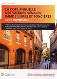 Albert Callon - Valeurs vénales au 1er janvier 2017.