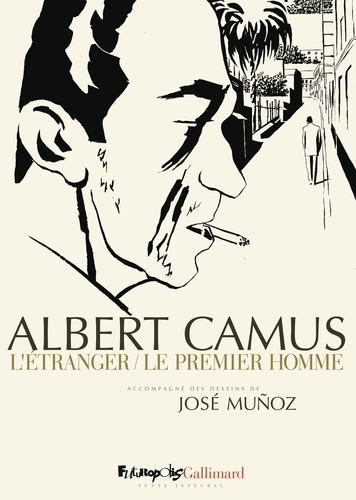 Albert Camus - Coffret Albert Camus - En 2 volumes, L'Etranger ; Le premier homme.