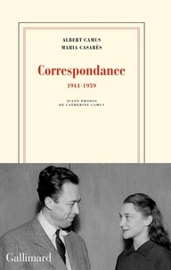 Téléchargements gratuits d'Adobe ebook Correspondance  - 1944-1959  in French par Albert Camus, Maria Casarès