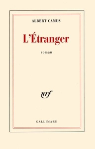 Téléchargement gratuit des ebooks pdf L'étranger en francais iBook FB2 MOBI