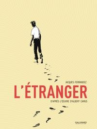 Albert Camus et Jacques Ferrandez - L'Etranger.