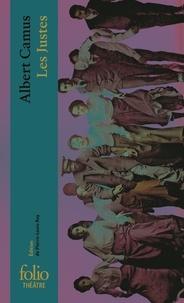 Albert Camus - Les justes - Pièce en cinq actes.