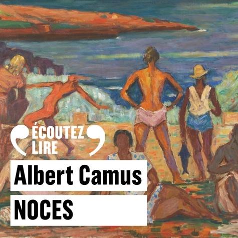 Albert Camus et Daniel Mesguich - Noces.