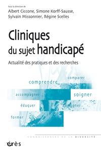 Deedr.fr Cliniques du sujet handicapé - Actualité des pratiques et des recherches Image